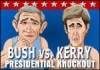 Bush Vs. Kerry