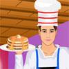 Waiter Dressup