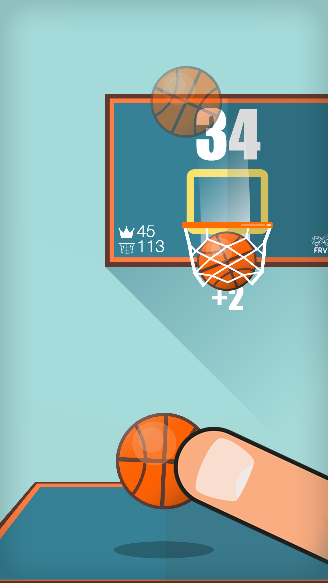 Image Basketball FRVR
