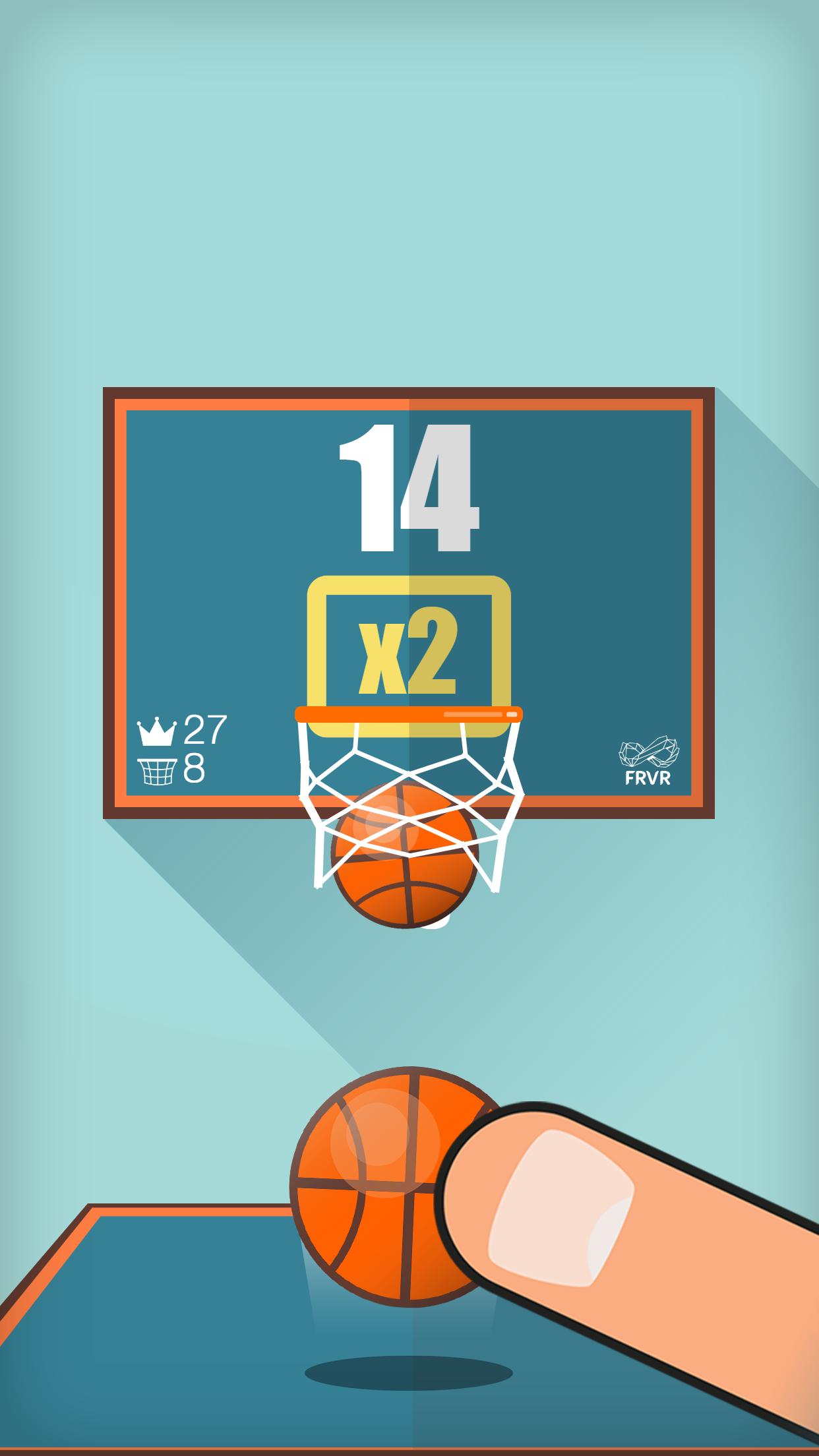 Image Basketball FRVR