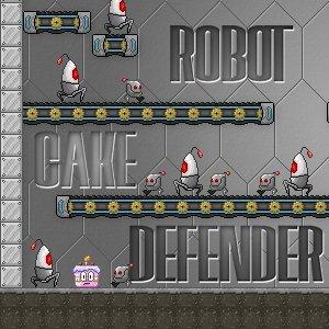Image Robot Cake Defender